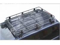 Багажник TOYOTA LAND CRUISER 100 (1998-2007) цельносварной металлический  160х120x19 см
