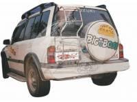 Лестница SUZUKI ESCUDO/GRAND VITARA 1995-2000 P2114A SUK-E014