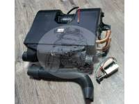 Печка-обогреватель салона автомобиля 12V 2 выхода (пластмассовая)